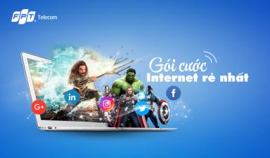 Bạn chọn gói cước Internet rẻ nhất hay gói cước Internet chất lượng nhất