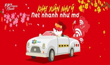 FPT Bến Tre khuyến mãi hot internet và truyền hình chào năm mới 2021